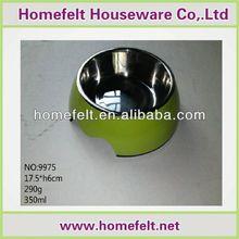 ceramic dog bowl pet water bowl
