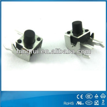 2014 hot sell all dimension of 2 pin 4 pin electric micro tact switch