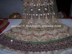 INDIAN ETHNIC WEDDING DRESSES LEHNGAS, CHANIYA CHOLI, ANARKALI, SAREES AND SUITS