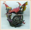 polyresin dragon figurine