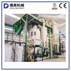 European certified complete wood pellet DIN PLUS line