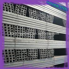 Galvanized C channel steel price/U channel specification