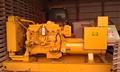 Caterpillar 3406c diesel grupo electrógeno( utilizado 1996 año, 1377 horas el tiempo de funcionamiento)
