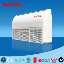 Macon, water mark certificato ce pompa di calore, daikin ventilconvettore