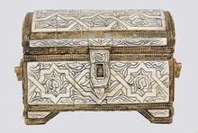 Decorated Handmade wood box