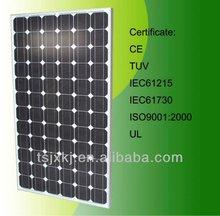 price per watt 245w monocrystalline solar panel