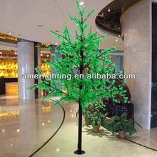 200cm maple leaf christmas led tree lighting