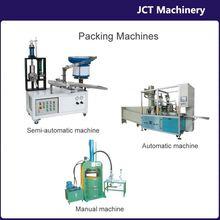 machine for making loudspeaker adhesive
