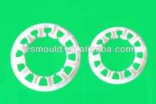 plastic injection molding for Motor coil bracket