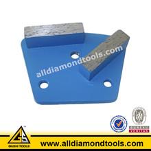 Gu's diamond brick:mini tool for grinding and polishing concrete/removing epoxy glue