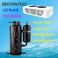 Mini-freezer peças de reposição para o quarto frio 0.75 hp compressor freezer r404a qxd-13k substitui hitachi compressor