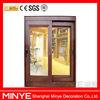 easy install Australian AS2047 glass aluminum profile sliding windows