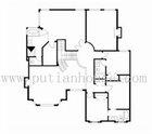 new design light steel prefab house villa