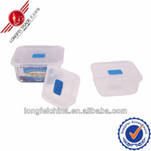 alibaba express clear transparent lunch box