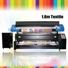 impresora de la tela