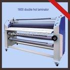 Automatic Double Sides Hot Film laminator,hot roll laminating machine