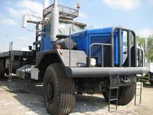 Kenworth Oilfield Bed Truck