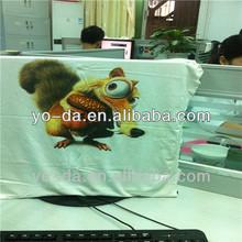 Digital 8 colors inkjet flatbed automatic printer machine Long-sleeved Tees