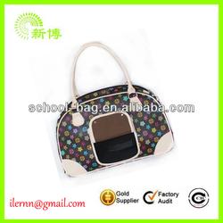 High-end fashionable pet bag carrier
