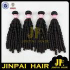 JP Hair Glossy Hot Brazilian Virgin Spiral Curl Hair Extension