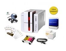 ID Card Printer Ribbons for Zebra P330i, J360i & Evolis Primacy - Sri Lanka