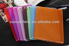 Multicolor TPU Cover Case For iPad Mini Pad case