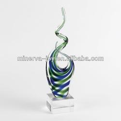 Colorful Glass Figurine /Crystal Figurine