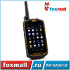 4.5 Inch Rugged Mobile Phones MTK6577 Dual Core 1.0Ghz Android 4.0 WIFI Walkie Talkie Bluetooth Cell phones AAA010
