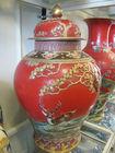 Antique Ceramic Art Vase