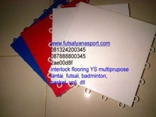 interlock tile flooring
