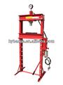 20 tonnes pneumatique j07202q press shop avec manomètre
