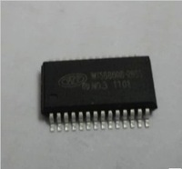 WT588D16-28SS 16M chip with Embedded unique vocal voice processor