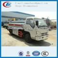 Foton forland de camiones de aceite 5cbm, Forland 3360 distancia entre ejes