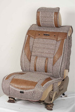 2014 new style car cushion coffee Stereo clipping lavender buckwheat snakeskin pattern leather