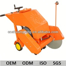 warranty 1 year 7.5Kw electric concrete saw cutting equipment construction machines