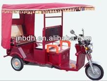 electric battery rickshaw or three wheel eletric rickshaw
