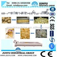 Shanghai Junyu automatic potato chips factory machines