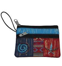 Cotton purse