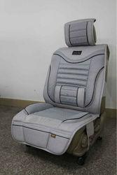 2014 new style car cushion gray Coarse linen surrounded feeling back to basic