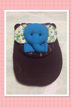 Thailand cell phone elephant bag