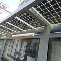 Bluesun high quality mono transparent solar bipv ltd