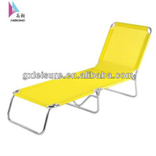 GXB-007 aluminium outdoor sunbed outdoor patio bed