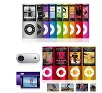 5th Gen Wheel Scroll 16G MP4/MP3 Music Player 2.2 inchTFT screen Video Radio FM HD Camera digital
