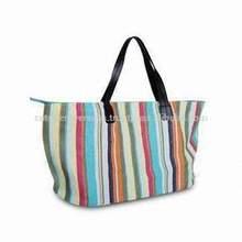 custom design printing handled or single shoulder cotton bag