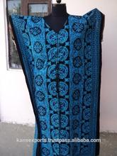 Indian made Islamic Middle East Kaftans Arabian Gowns Arabian Night Dress ABayas Arabic Kaftans