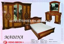 Verona bedrooms
