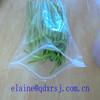 plastic freezer bags