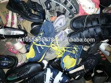 Used / Worn / Customer Returned Footwear