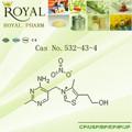 Vitamina b1 nitrato; nitrato de tiamina cas. 532-43-4