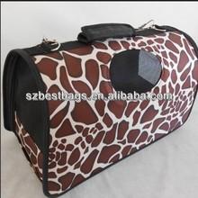 cute for pet dog/cat carrier bag